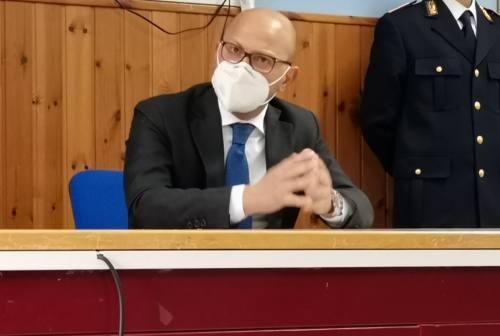 Vincenzo Trombadore è il nuovo questore di Macerata: «Fondamentale capire le esigenze della comunità»