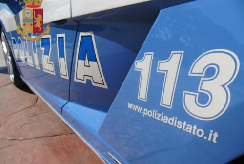 Pesaro, dopo 8 denunce per violazione del daspo urbano e arresti per resistenza finisce in carcere