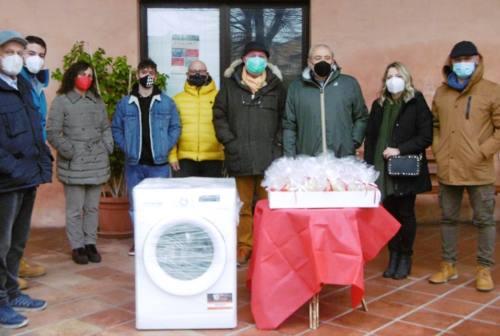 Fabriano, iniziativa benefica per la Casa di Riposo