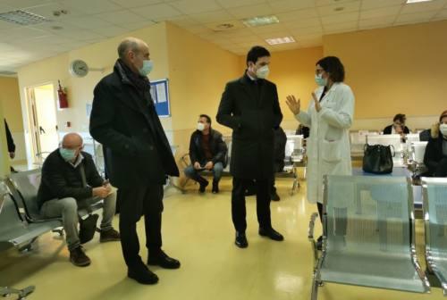 Covid, l'ospedale Carlo Urbani è al limite. L'appello del sindaco alla Regione