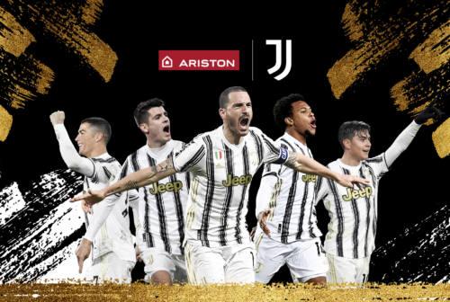 Ariston e Juventus: partnership per rafforzarsi nel mercato cinese