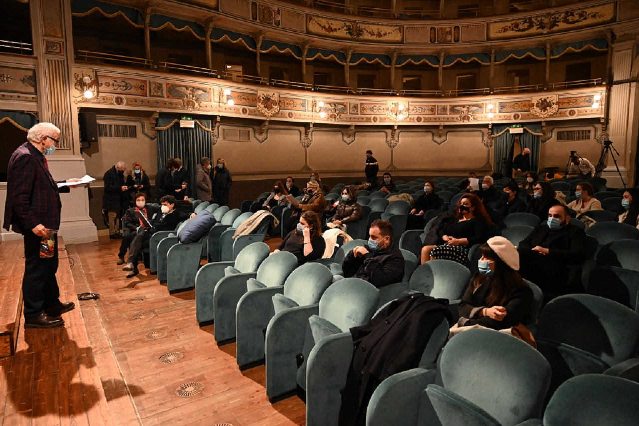 Il teatro osimano