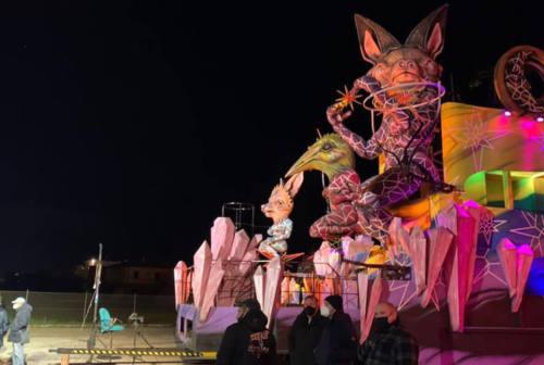 """Fano, il Carnevale scalda i motori, sarà una settimana grassa """"infernale"""": il programma"""