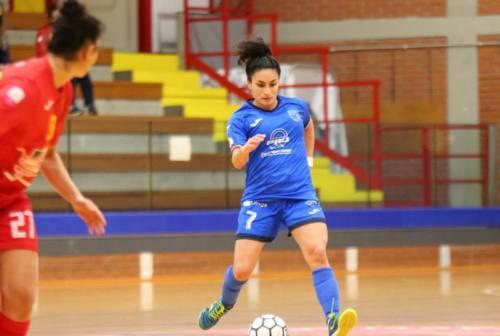 Futsal femminile, il Città di Falconara espugna Cagliari e mantiene la vetta