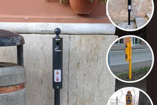 Sassoferrato: l'ambiente si protegge anche rinnovando l'arredo urbano