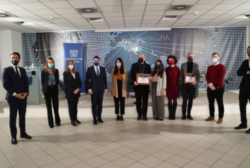 "Marche, premio ""Parola d'impresa"" a Fileni, Garofoli e Giocamondo"