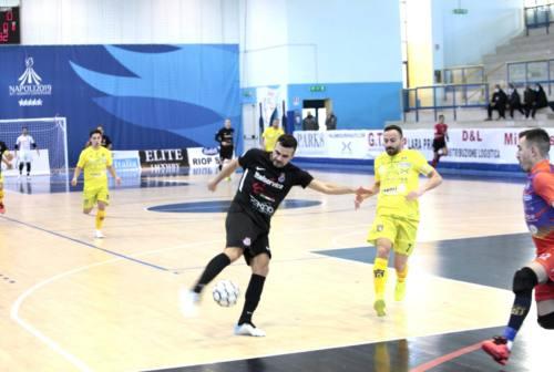 Futsal Serie A, l'Italservice Pesaro ospita la Todis Lido di Ostia