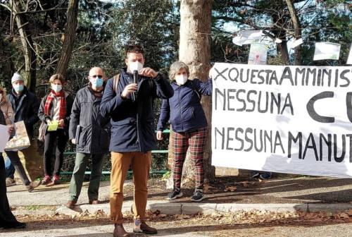 Altra Idea di Città Ancona scende in campo per tutelare il verde cittadino