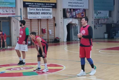Basket, Goldengas Senigallia-Padova: al momento si gioca ma attenzione ai contagi