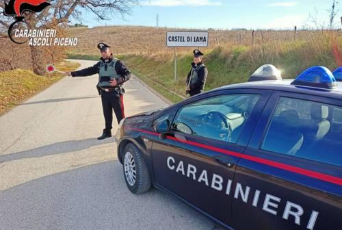 Ascoli, spaccio di droga in flagranza. Carabinieri arrestano insospettabile