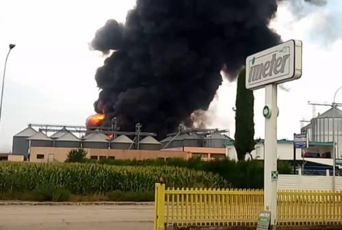 Incendio alla Orim, imputati amministratore e dipendente. Il Comune di Macerata è parte civile