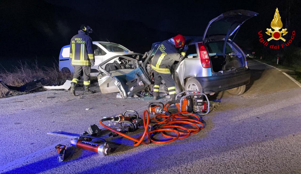 Incidente Ancona Offagna