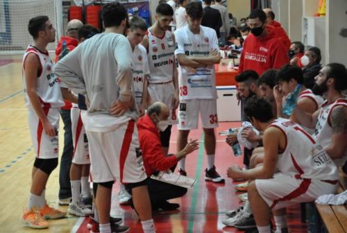 Basket, frena la Goldengas Senigallia: ko nel recupero con l'Antenore Padova