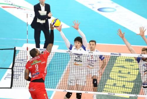 La Cucine Lube fa tre punti contro Vero Volley Monza