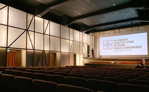 Fabriano, nuovo museo in arrivo per far rivivere l'ex cinema Montini