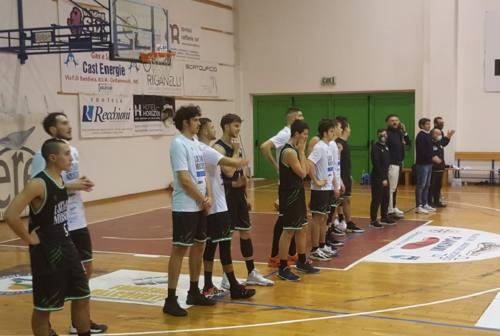 Basket Serie B, la Luciana Mosconi sbanca con personalità Civitanova