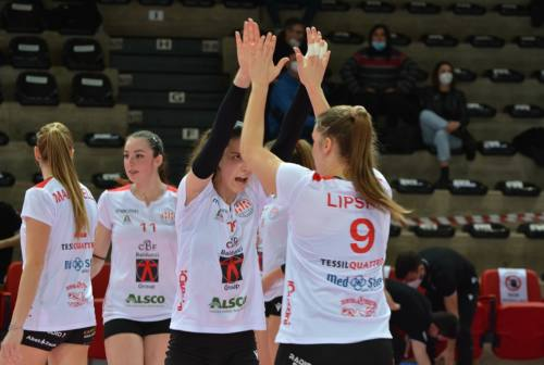 Volley, la CBF Balducci passa al tie break a Sassuolo