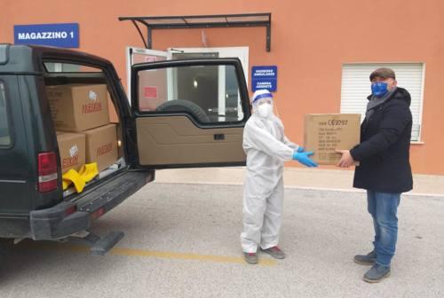 Osimo, la Fondazione Recanatesi è Covid free