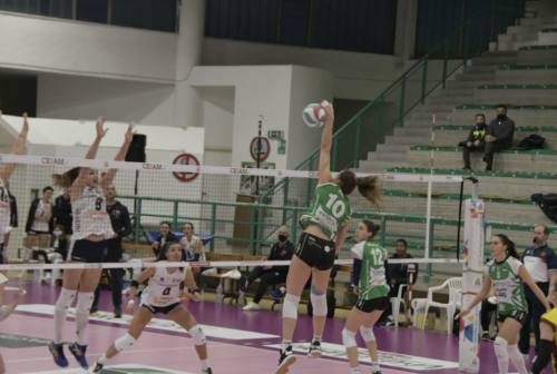 Tanti sorrisi dal weekend per il volley marchigiano