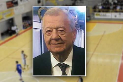 Osimo, il mondo del basket saluta Graziano Pesaresi, storico custode del PalaBellini