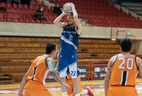 Basket, la Ristopro Fabriano punta il timone verso Ancona