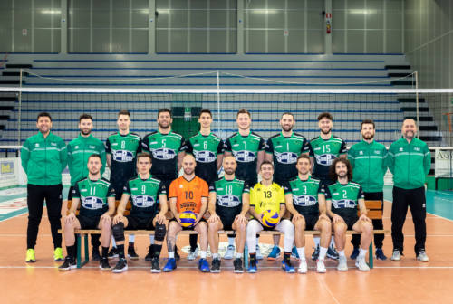 Volley, nel weekend in campo anche la B