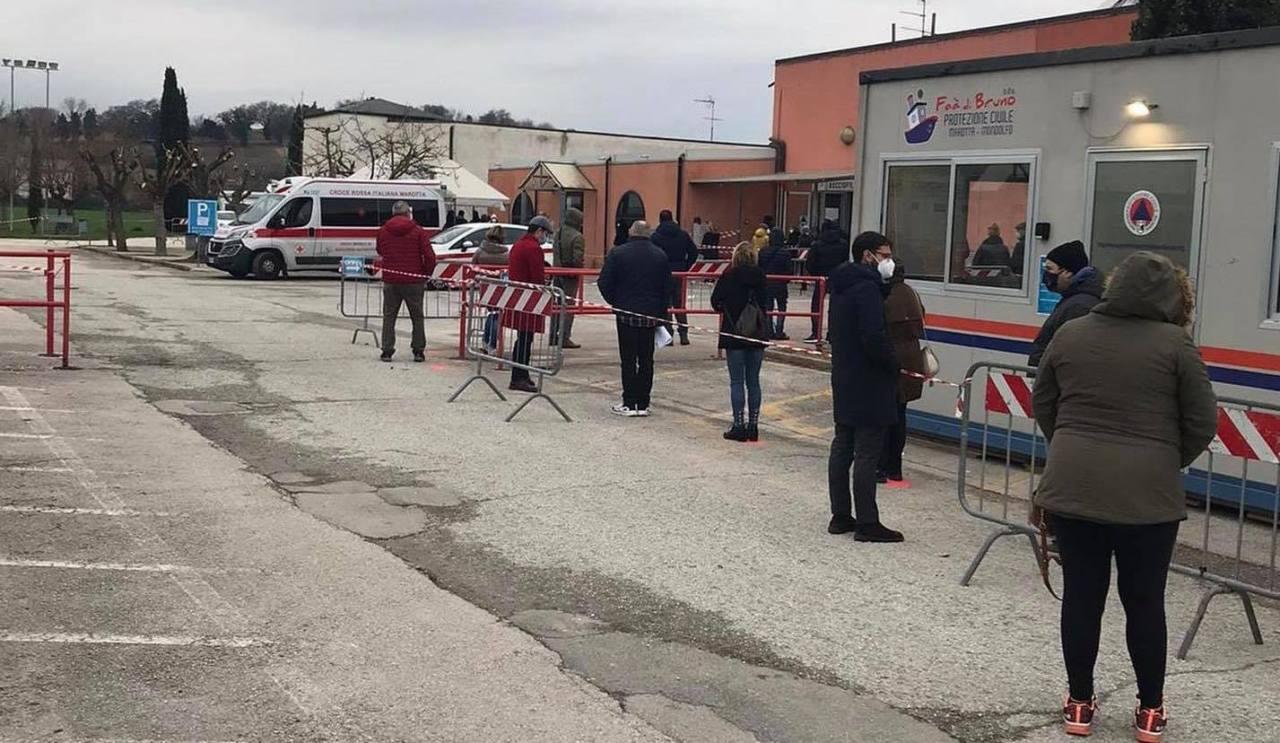 Screening a Marotta-Mondolfo
