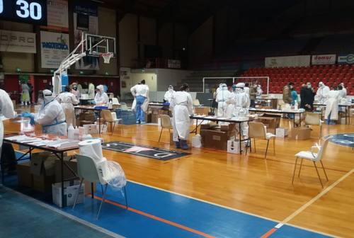 Coronavirus, Fabriano: partito lo screening ma i casi di positività aumentano