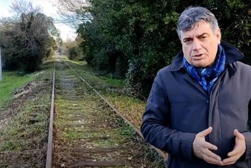 Ex ferrovia Fano-Urbino: l'appello della maggioranza fanese: «No ad una pista ciclabile spezzatino»