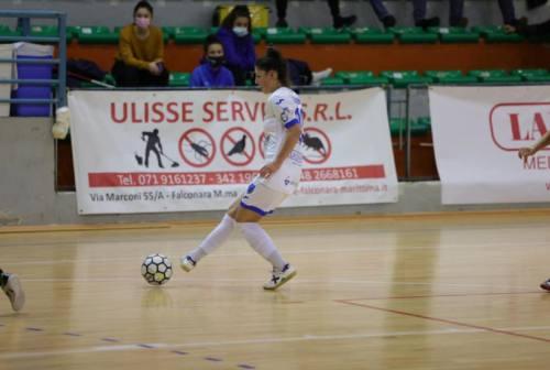 Futsal A femminile, Falconara non cambia copione e continua a vincere