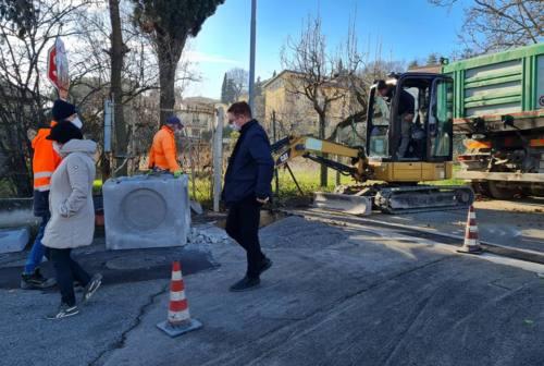 Osimo, al via i lavori su strade e fossi contro gli allagamenti