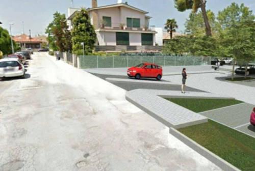 Fano, un nuovo parcheggio in via del Risorgimento per favorire l'accessibilità al centro storico