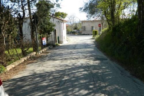 Castelplanio, interventi alla viabilità per 200 mila euro
