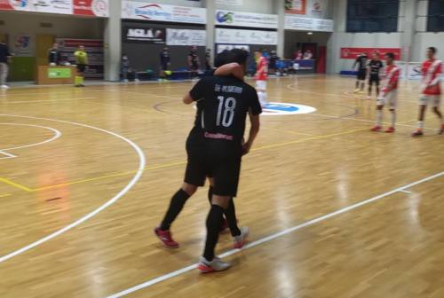 Futsal, l'Italservice torna al successo in casa del Mantova