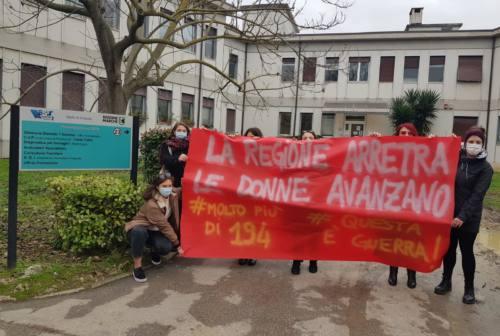 """Ru486, """"Le donne avanzano"""" domani in Piazza Roma ad Ancona: «Ingerenze gravissime della Regione»"""