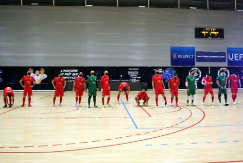 Futsal, l'Italservice kappao ai rigori: agli ottavi si qualifica l'ACCS