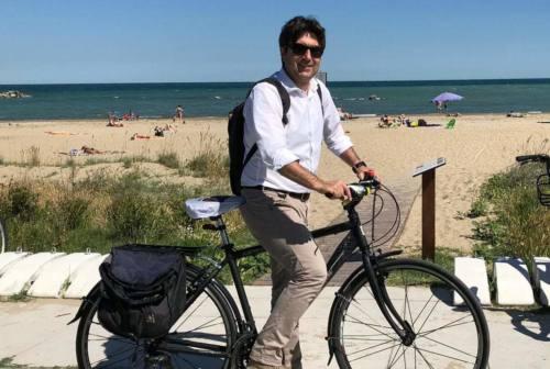 Ciclovia sul Foglia da Pesaro a Casinina, confermati i fondi: cantiere nel 2022
