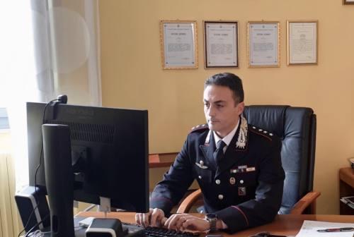 Jesi, il bilancio dei carabinieri: reati in calo nel 2020, attivati 23 codici rossi