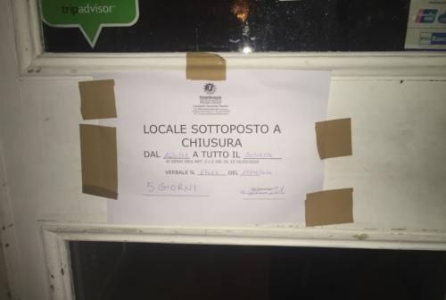 #IoApro, clienti multati e ristorante fatto chiudere a Mombaroccio. Ricci: «Il grande flop»