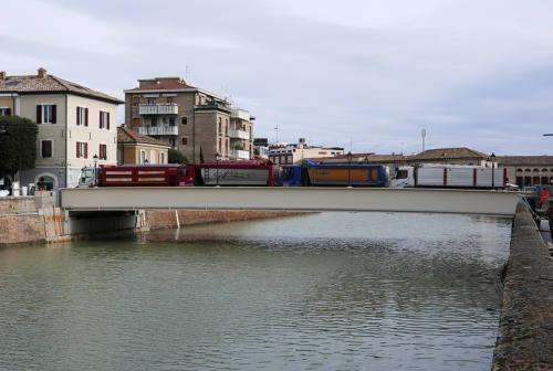Collaudato con successo il nuovo ponte II Giugno a Senigallia