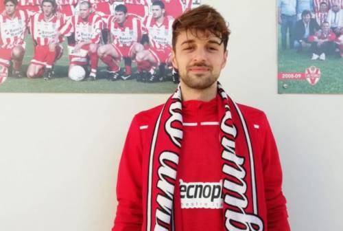 Calcio, il difensore Di Sabatino alla Vis Pesaro