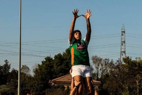 Elia Tomassoni e Rugby Jesi, talento di famiglia