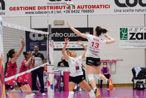 Pallavolo, la CBF Balducci espugna anche Ravenna