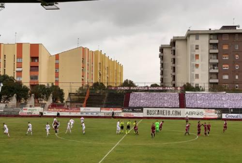 Calcio, Serie C:tracollo Vis Pesaro. Un buon pari per il Fano
