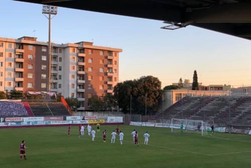Calcio, il Fano pareggia contro il Gubbio. Vis Pesaro ancora ko
