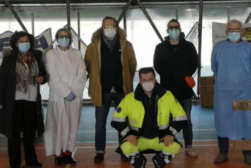 Pesaro Urbino, screening di massa: test per 61 mila persone e 431 positivi