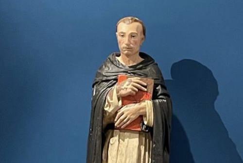Fabriano, è arrivato il San Pietro Martire di Donatello