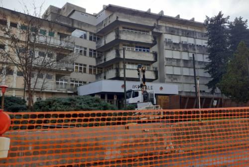 Demolizione vecchio ospedale, le proposte di Jesi in Comune
