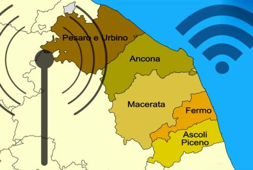 Marche, una regione al plurale con segnale internet ancora limitato