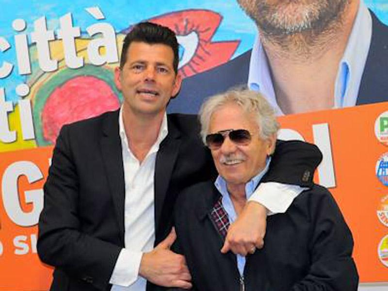 Maurizio Mangialardi e Furio Durpetti